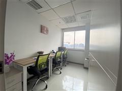 文三路联合办公模式,全包价,可短租精装办公室