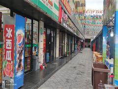 静安彭浦临汾路、沿街门店、直租、可餐饮