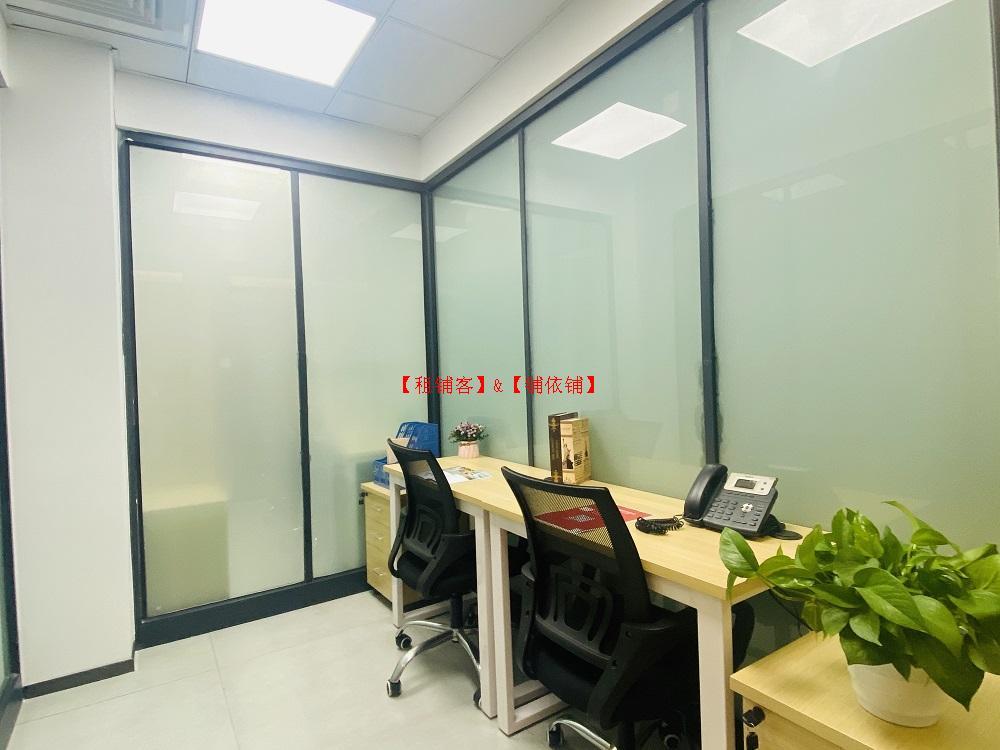 西湖边办公室  瑞丰国际小户型,精装全包 直租无中介