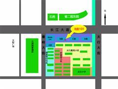 东南角商铺出租-银河广场