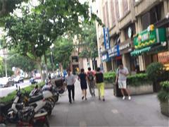 真实商铺乍浦路沿街小吃旺铺,业态不限,熟食 早餐 看铺随时