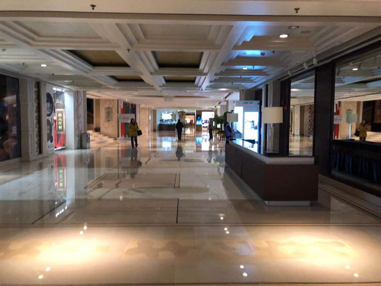 北京香格里拉酒店一楼商铺出租