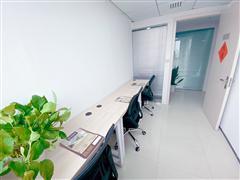 2号线沈塘桥地铁口 精装靠窗小面积独立办公室 拎包办公
