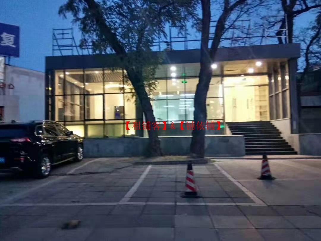 海淀白石桥2800平米独栋办公楼出租精装修带车位