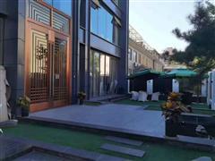 高碑店企业独栋出租2800平米办公会所一体豪华装修