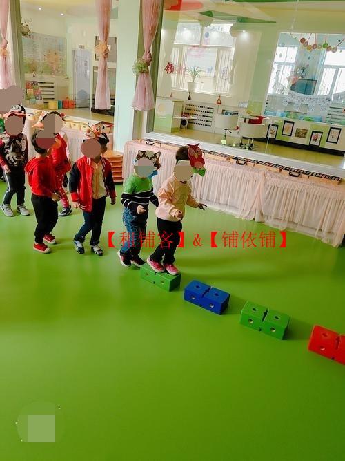花果园兰花广场附近经营中1300平幼儿园生意转让
