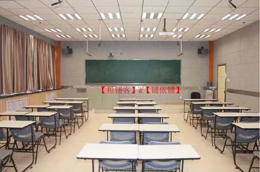 学校大门口蕞近培训机构带生源转让