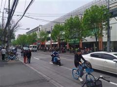 长宁区上海电力医院旁边 餐饮旺铺