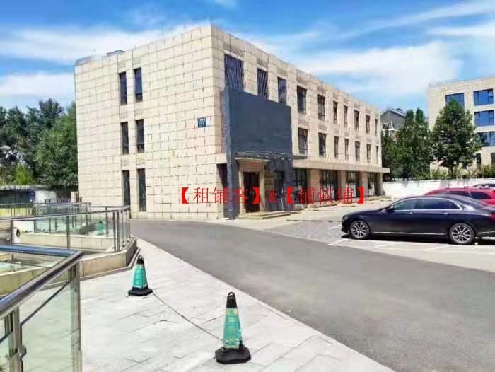 万柳独栋办公楼2500平米精装修招租车位充足