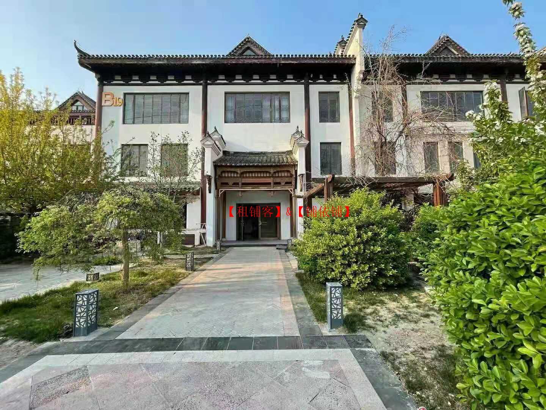 高碑店1760平米临街独栋整体招租办公会所接待