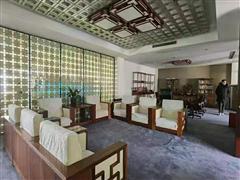通惠河临街独栋1680平米办公会所招租豪华装修