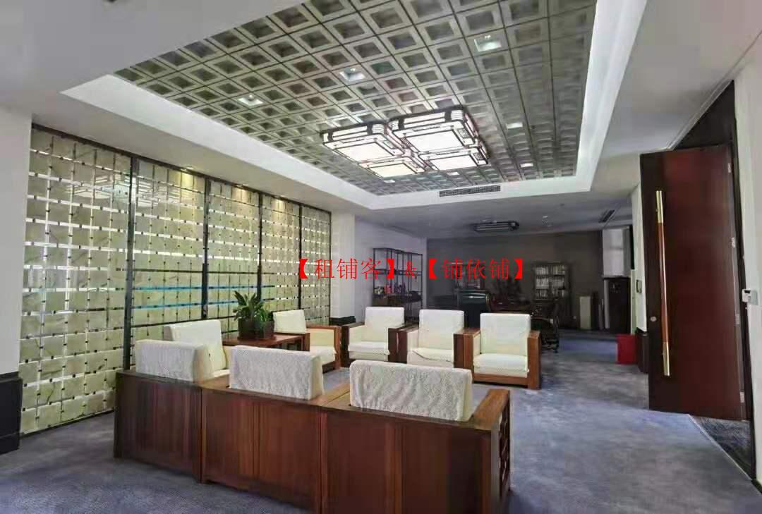 通惠河临街独栋1680平米办公会所招租