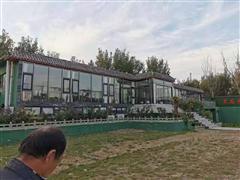 王四营公园独栋800平米办公会所出租车位充足