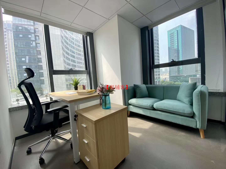 新天地附近精装办公室出租,拎包办公,交通方便