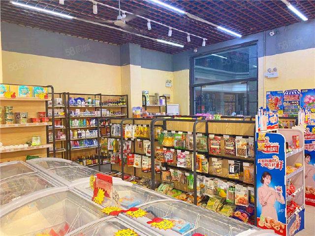 (转让) 万江恒大帝景小区出入口便利店转让全新装修,位置好,