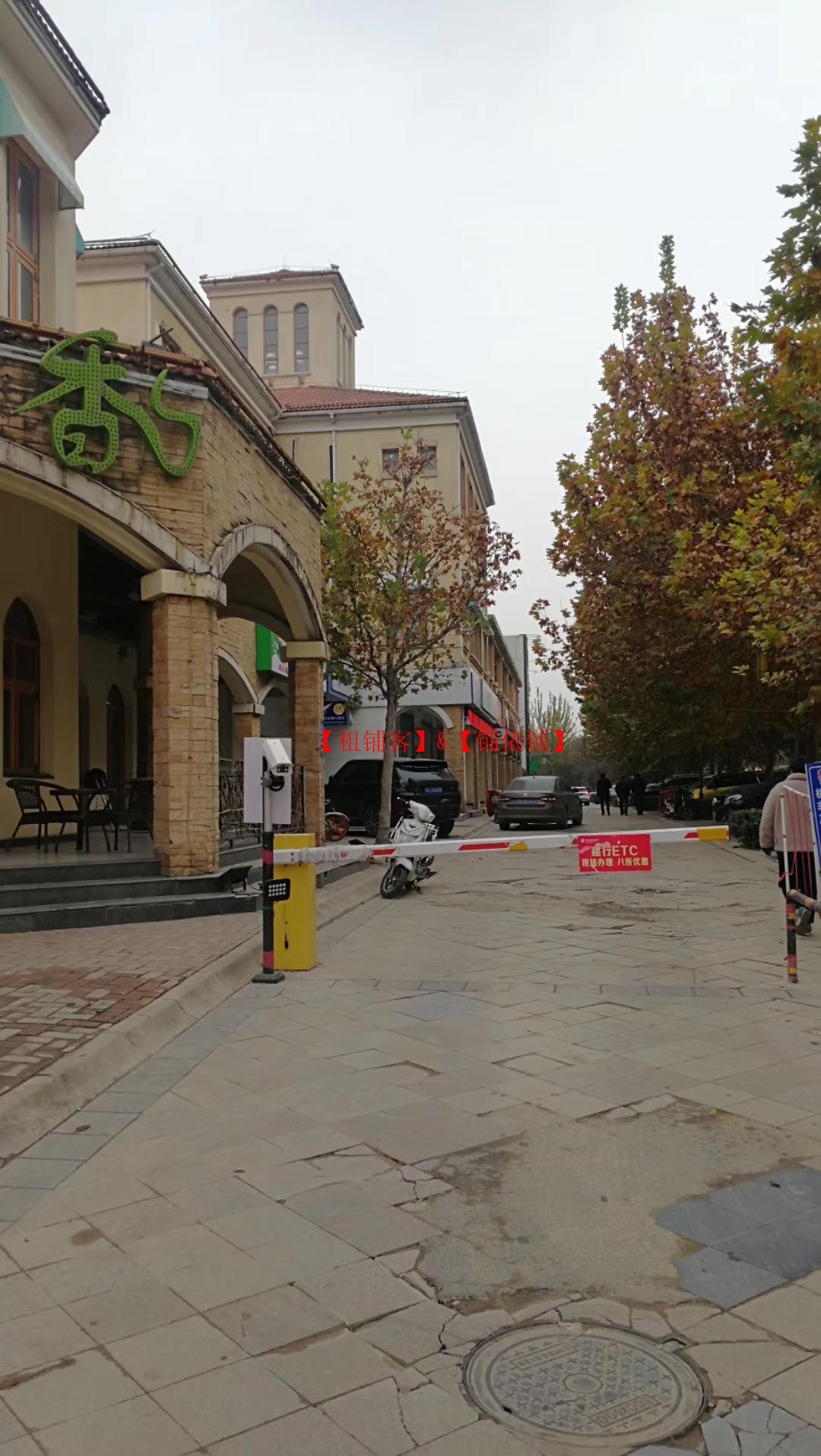 出租浐灞浐灞半岛临街门面