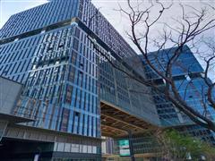 南京南站绿地城际空间站