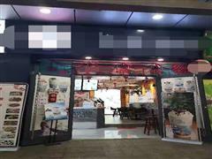 沙冲路大型购物中心小吃街奶茶店生意转让
