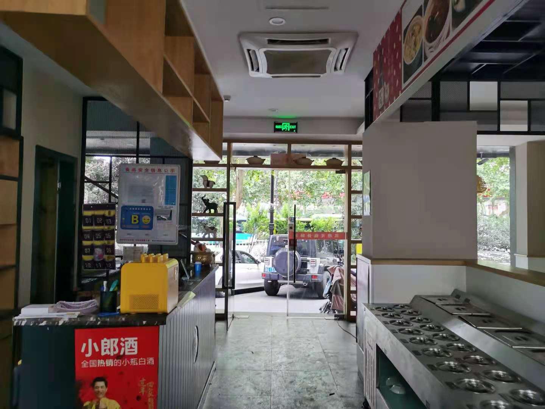 出租莫干山路316号餐饮商铺