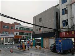 石井市场周边临街商铺门面店铺分租招租转让,现在是二个门口